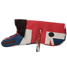 Buy Barbour Union Jack Wax Cotton Dog Coat, Multi online at JohnLewis.com - John Lewis