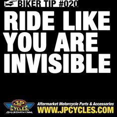 biker tip