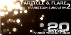 Particle and Flare Transition Bundle - 2 (VideoHive)