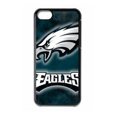NFL Philadelphia Eagles iPhone 5c Plastic Hard Protective Case