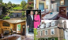 The Essex boy made good: Jamie Oliver buys a £10million home