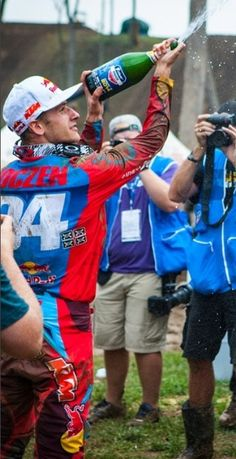 Ken Roczen, Monster Energy, How To Be Outgoing, Champion