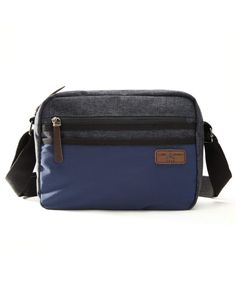 fa81c0a6b7 Crossbody Bag for Women Multi-Pocket Purse Travel Canvas Shoulder Bag for  School - Navy - C118GQCSYDT