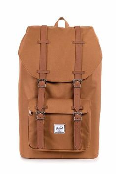 a563d182d29 Herschel Little America Backpack - Caramel   Tan Synthetic Leather by  Slowatch Concept Store