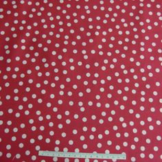 Small Dots - Red by ModaDescription: CottonType: 44 inches wideDesigner: ModaLine: Small DotsDesign: Small DotsColor: RedSKU: 80 Red Dots, Polka Dots, Waterproof Picnic Blanket, Sewing Terms, Thing 1, Photo Booth Backdrop, Polka Dot Fabric, Riley Blake, Quilt Kits