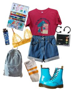 """ajcul looks so cool"" by dxminica ❤ liked on Polyvore featuring art"