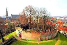 De Burcht, Leiden, Netherlands
