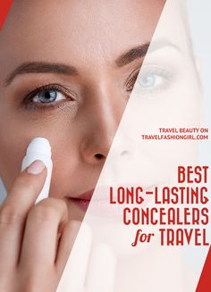 Even among minimalist makeup wearers, long-lasting concealer is a must for many travelers. Here, we share our picks for the best long-lasting concealer for travel. You may be surprised to see which concealers made the list! via @travlfashngirl https://www.travelfashiongirl.com/best-long-lasting-concealers/