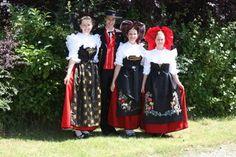 Los trajes típicos de Alsacia