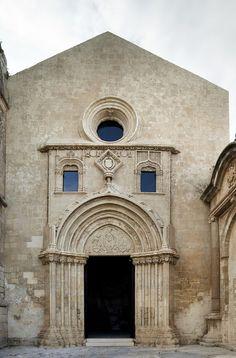Complesso Conventuale di Santa Maria del Gesù, Modica, 2011 - Emanuele Fidone, Bruno Messina