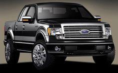 Ford F-150 Platinum 2013