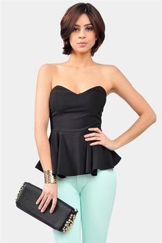 This top would go amazing with my mint skinny jeans oh:)