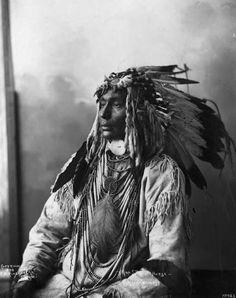 Kills Spotted Horse - Assiniboine - 1898