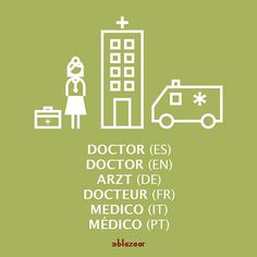 #Doctor #Doctor #Arzt #Docteur #Medico #Médico