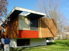 KCMODERN: Snower Residence by Architect, Marcel Breuer - Photo(s) of the Week