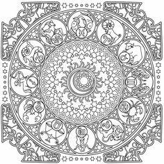 Mandalas Coloring Pages for Adults. 30 Mandalas Coloring Pages for Adults. Free Mandala Coloring Pages for Adults Coloring Pages Witch Coloring Pages, Moon Coloring Pages, Adult Coloring Book Pages, Printable Adult Coloring Pages, Mandala Coloring Pages, Coloring Pages To Print, Coloring Books, Mandalas Painting, Mandalas Drawing