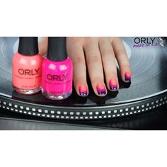 Orly In The Mix Fall 2015. | tutorial.