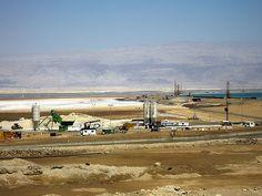 North of Ein Bokek, Israel Dead Sea Israel, Sea Level, Holy Land, Bible, Ocean, Earth, History, World, Water