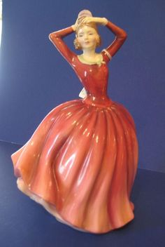 Royal Doulton Katrina HN2327 from White Rose Antiques on the Lane