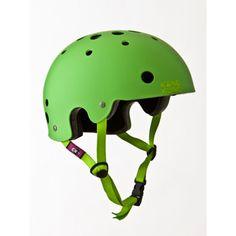Casco bicicleta King Kong New Fit verde lima