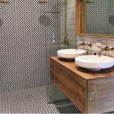 "624 Likes, 26 Comments - Bathroom Collective (@bathroomcollective) on Instagram: ""📷 @jatanainteriors #taps #interiordesign #bathroom #australia #architecture comment below if you…"""