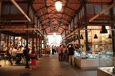 Mercado de San Miguel is my favorite place to eat in Madrid!