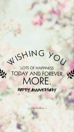 Happy Wedding Anniversary Quotes, Anniversary Wishes Message, Anniversary Quotes For Parents, Happy Wedding Anniversary Wishes, Happy Birthday Wishes Quotes, Romantic Anniversary, Anniversary Funny, Happy Aniversary Wishes, Happy Anniversay