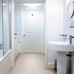 Spot Stone flooring design by Cath Kidston for Harvey Maria Home, Renovations, Bathroom Renovation, Shower Room, Flooring, Stone Flooring, House, Tile Design, Floor Design