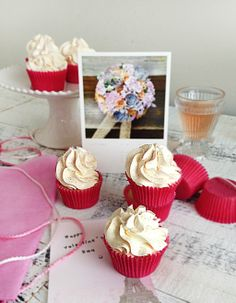 Wine And Cheese Cupcakes - Try Them At Your Next Wine Party Recipe ...