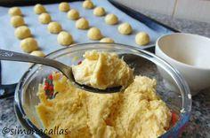 Piersici umplute a Food Cakes, Mashed Potatoes, Cake Recipes, Gem, Peach, Cookies, Ethnic Recipes, Cakes, Whipped Potatoes
