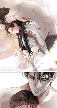 Anime Couples Drawings, Anime Couples Manga, Chica Anime Manga, Best Anime Couples, Romantic Anime Couples, Romantic Manga, Meninas Comic Art, Anime Couple Kiss, Anime Love Story