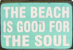 Beach and soul