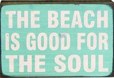 i <3 the beach