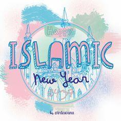 Yesterday Happy ISLAMIC New Year
