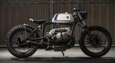 Custom BMW R100 By Cafe Racer Dreams 1