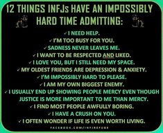 The power of positivity is genuine, and the conversation around related psychological facts and psychology realities are right here to stay. Infj Traits, Infj Mbti, Intj, Mbti Personality, Myers Briggs Personality Types, John Maxwell, Myers Briggs Infj, Infj Type, Negative Traits