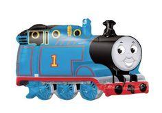 Thomas foil balloons