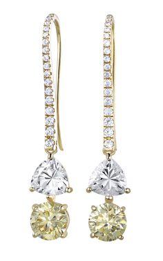 Brillante Earrings #necklace #ring #arte #madrid #fashion #jewelry #women #earrings