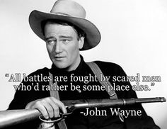 famous quotes from John Wayne