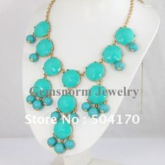 Grade AAAA! Amazing! 30mm Bubble Necklace,9 Colors,Nickel/Lead Free,No MOQ,Free Shipping Wholesale on AliExpress.com. 10% off $11.25