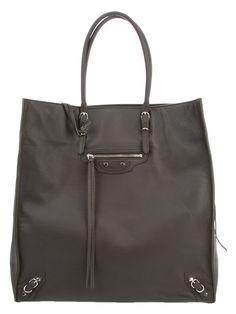 BALENCIAGA 'Papier Ledge' bag