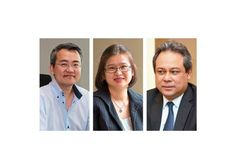 (From left)Lim: 'It is now more cost effective to produce outside of China.'…