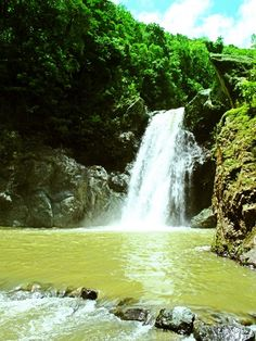 Salto Baiguate, Jarabacoa, Rep. Dom.