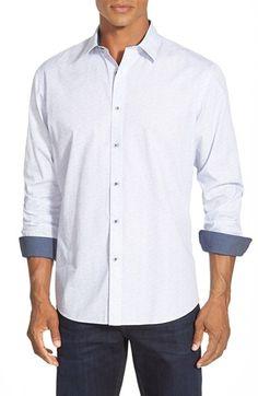 Zagiri 'My Friends' Regular Fit Sport Shirt