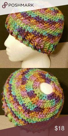 How to Crochet Puff Stitch Shawl | Pinterest