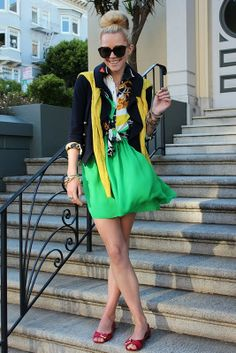 Steal The Fashion: Cute street style outfits