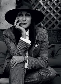 """""""Wes [Anderson] understands the dilemma, that when women become too forceful, they get accused of being masculine. If they state their opinions, or if they assert themselves, they won't be thought of as lovable or feminine.""""—Anjelica Huston"""