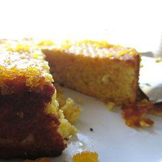 {THE ENDO DIET DIARIES} : Flourless Orange Cake