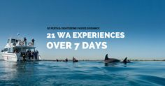 The ultimate Western Australia giveaway! 21 WA Experiences to be given away over 7 days