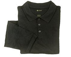 Haggar Black Ribbed Henley Shirt Men's Medium Haggar http://www.amazon.com/dp/B00SFP6GB4/ref=cm_sw_r_pi_dp_UwFDwb13FA72D